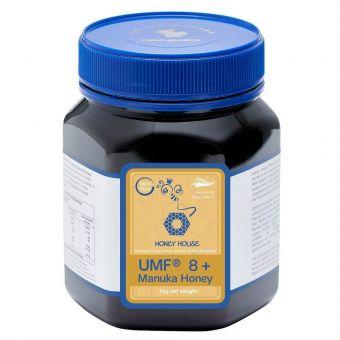 Honey House Manuka UMF 8+ Honey 1kg